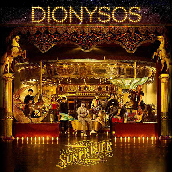 Dionysos - Surprisier (Nouvel Album)